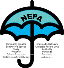 NEPA Umbrella- MD DOT image 220T