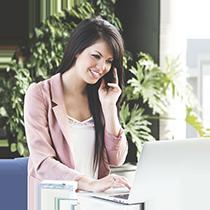 Business woman multitasking t201circ-unsplash
